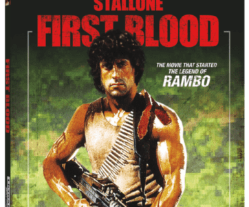 The Rambo Trilogy is coming to 4K from Lionsgate in November! 7