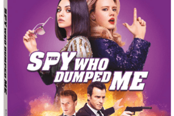 THE SPY WHO DUMPED ME on Digital 10/16 and 4K, Blu-ray & DVD 10/30 13
