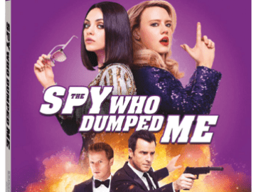 THE SPY WHO DUMPED ME on Digital 10/16 and 4K, Blu-ray & DVD 10/30 46