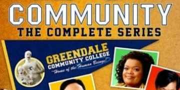 Community: The Complete Collection (2009-2015) 36