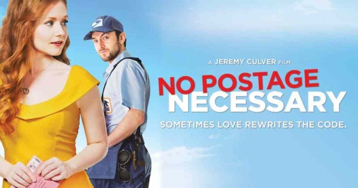 Enter to win a Blu-ray copy of No Postage Necessary!