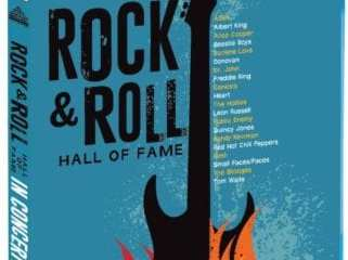 ROCK AND ROLL HALL OF FAME IN CONCERT: ENCORE 18
