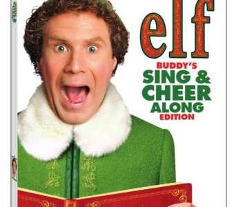 Elf 15th Anniversary Buddy's Sing & Cheer Along Edition arrives on DVD and Digital November 27th 3