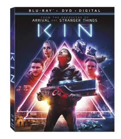 Kin arrives on Digital November 6 and on 4K Ultra HD, Blu-ray™ Combo Pack, DVD, and On Demand 11/20 3
