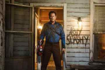 Ash vs. Evil Dead gets a complete collection in time for Halloween 19