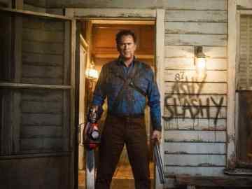 Ash vs. Evil Dead gets a complete collection in time for Halloween 45