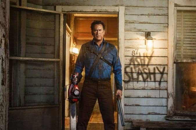 Ash vs. Evil Dead gets a complete collection in time for Halloween 3