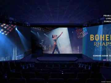 20th Century Fox's and Regency Enterprises' Epic Rock and Roll Bio-Pic Bohemian Rhapsody to be Released on ScreenX 55