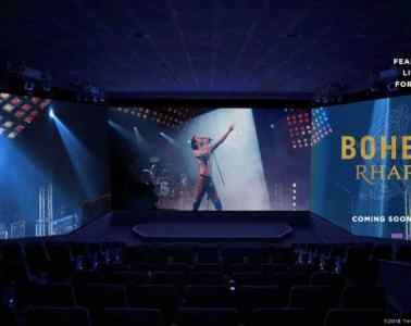 20th Century Fox's and Regency Enterprises' Epic Rock and Roll Bio-Pic Bohemian Rhapsody to be Released on ScreenX 19