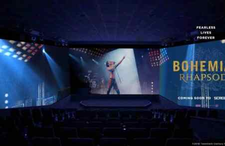 20th Century Fox's and Regency Enterprises' Epic Rock and Roll Bio-Pic Bohemian Rhapsody to be Released on ScreenX 11