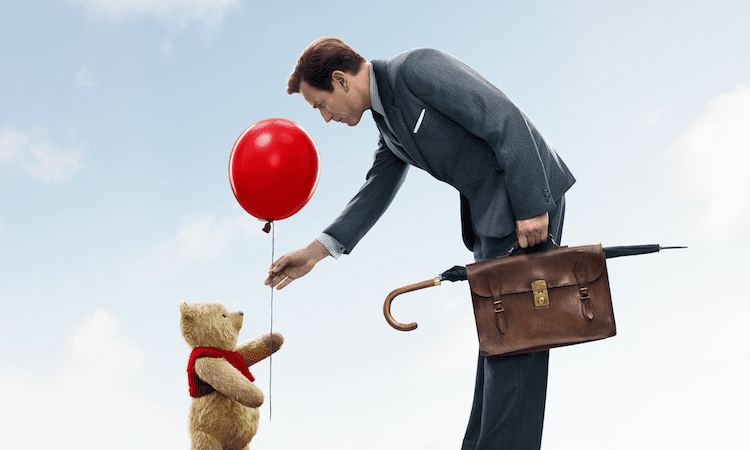 Disney's CHRISTOPHER ROBIN Comes Home on Digital and Blu-ray 11/6!