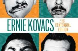 On 11/13, Join Shout! Factory to Celebrate the 100th Birthday of Television's Original Genius with ERNIE KOVACS: THE CENTENNIAL EDITION 27