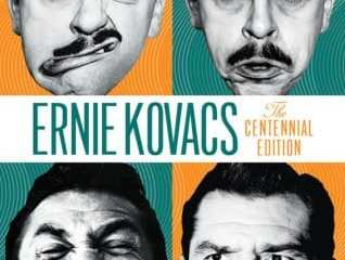 On 11/13, Join Shout! Factory to Celebrate the 100th Birthday of Television's Original Genius with ERNIE KOVACS: THE CENTENNIAL EDITION 8