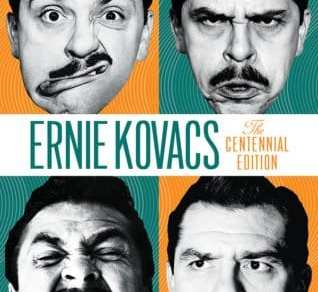 On 11/13, Join Shout! Factory to Celebrate the 100th Birthday of Television's Original Genius with ERNIE KOVACS: THE CENTENNIAL EDITION 14