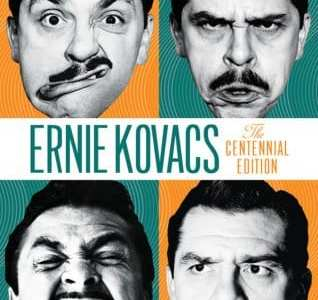 On 11/13, Join Shout! Factory to Celebrate the 100th Birthday of Television's Original Genius with ERNIE KOVACS: THE CENTENNIAL EDITION 17