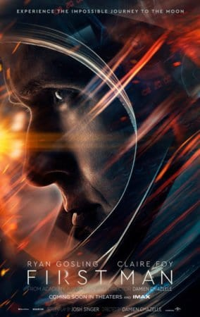 Universal Pictures & Regal Offer Free Tickets to First Man 3