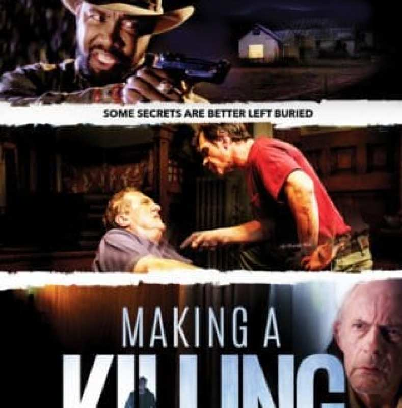 Making A Killing finally brings Michael Jai White and Christopher Lloyd together