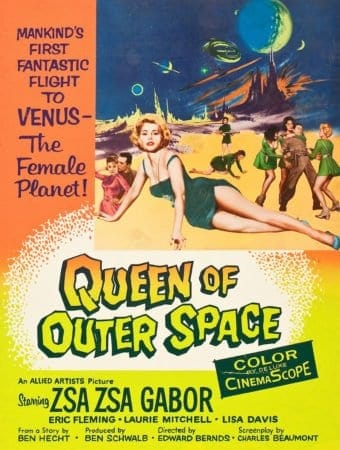 Queen of Outer Space 3