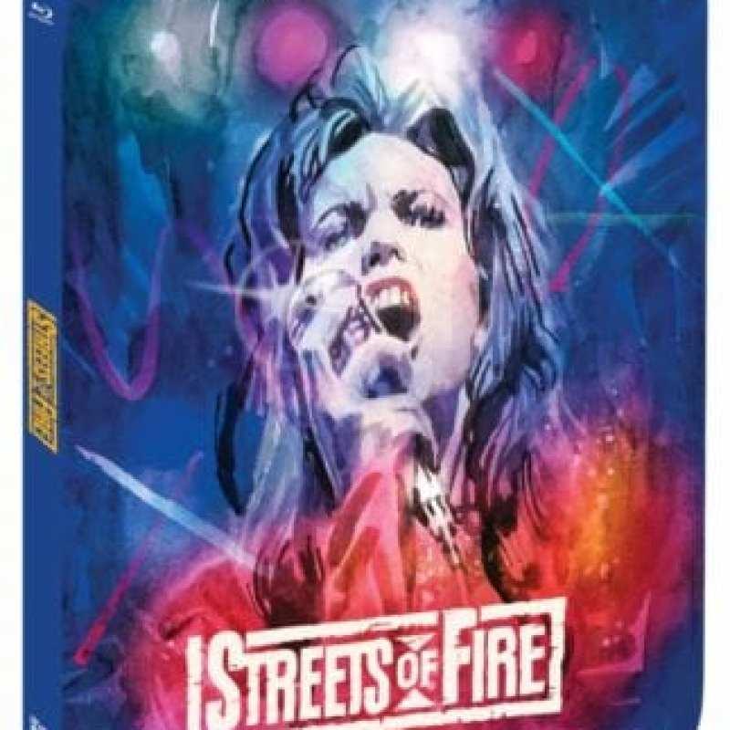 'Streets of Fire,' 'Bill & Ted's Bogus Journey' Steelbooks Out November 20 from Shout! Factory
