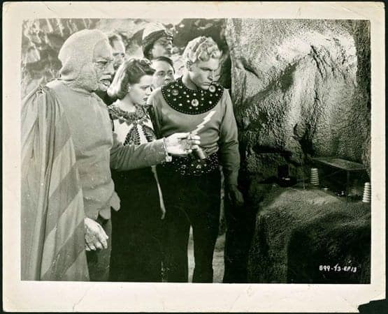 COMET TV and CHARGE! November Viewing Guide! Flash Gordon Feast! Area 10! And More! 1