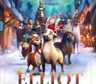 ELLIOT: THE LITTLEST REINDEER! gets a new trailer and poster 35