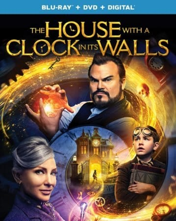 The House With a Clock in Its Walls Arrives on Digital November 27 2018 4K Ultra HD, Blu-Ray and DVD December 18, 2018 1