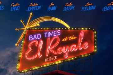 Bad Times at the El Royale Arrives on Digital 12/18 and on 4K, Blu-ray & DVD 1/1 27