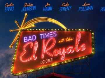 Bad Times at the El Royale Arrives on Digital 12/18 and on 4K, Blu-ray & DVD 1/1 37