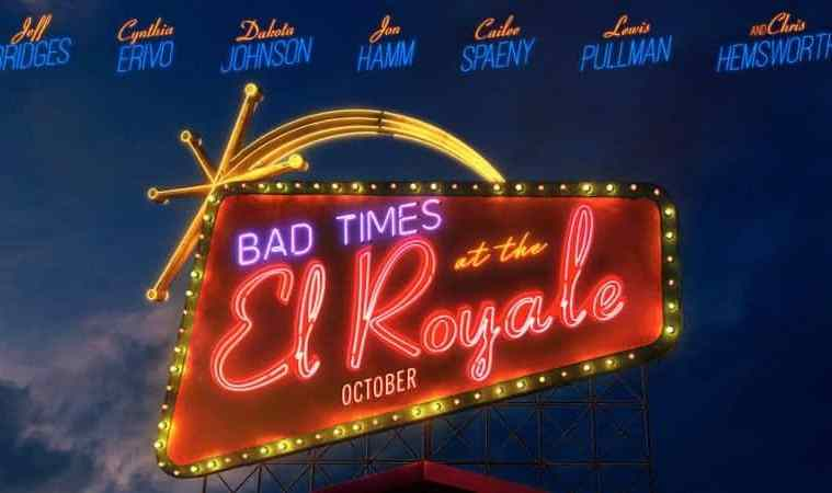 Bad Times at the El Royale Arrives on Digital 12/18 and on 4K, Blu-ray & DVD 1/1 3