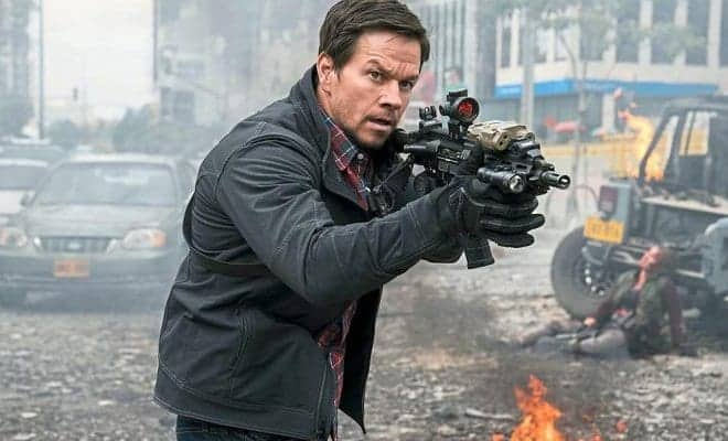 Enter to win a Blu-ray copy of Mile 22 1