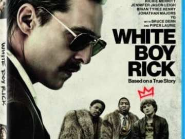 WHITE BOY RICK Starring Academy Award Winner Matthew McConaughey Comes to Digital 12/11 & Blu-ray & DVD 12/25 45