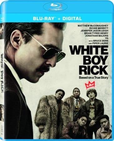 WHITE BOY RICK Starring Academy Award Winner Matthew McConaughey Comes to Digital 12/11 & Blu-ray & DVD 12/25 1