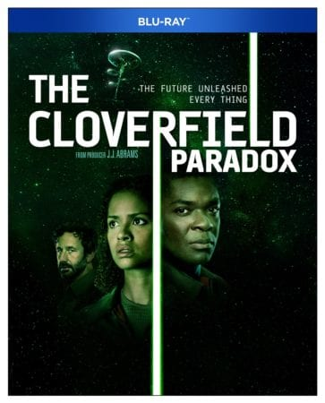 THE CLOVERFIELD PARADOX arrives on Blu-ray & DVD February 5th 1