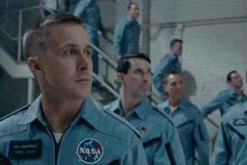 """Ryan Gosling and Claire Foy Star in """"First Man,"""" Available on Digital 1/8 and 4K Ultra HD, Blu-ray and DVD 1/22 19"""