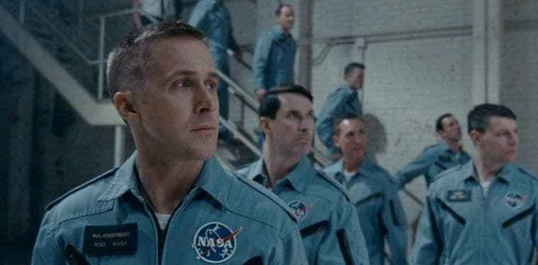 """Ryan Gosling and Claire Foy Star in """"First Man,"""" Available on Digital 1/8 and 4K Ultra HD, Blu-ray and DVD 1/22 3"""