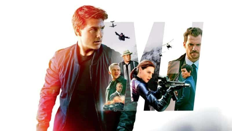 Mission Impossible: Fallout (4K UHD) 2
