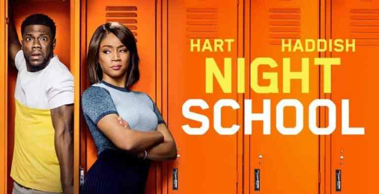 Enter to win a Blu-ray copy of Night School 1