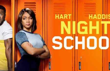 Enter to win a Blu-ray copy of Night School 24