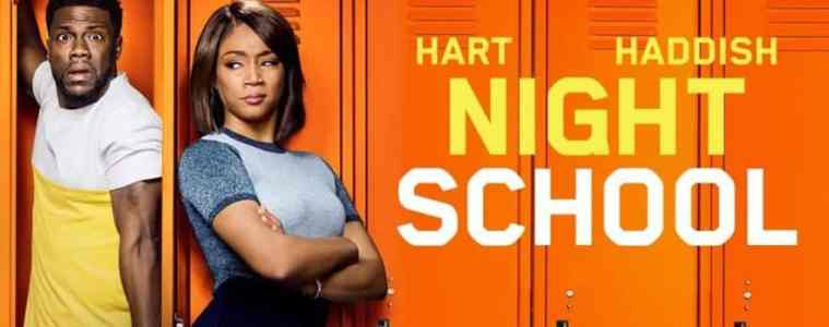 Enter to win a Blu-ray copy of Night School 15