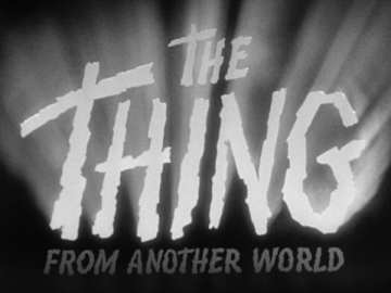 The Thing from Another World! 36