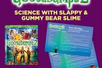 Goosebumps 2 is coming! Here is literally everything SONY saw fit to have posted. 26