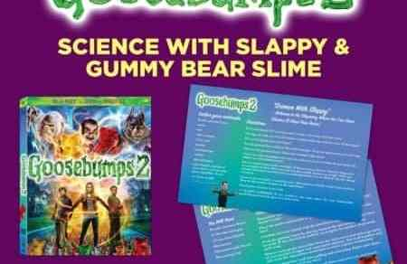 Goosebumps 2 is coming! Here is literally everything SONY saw fit to have posted. 37