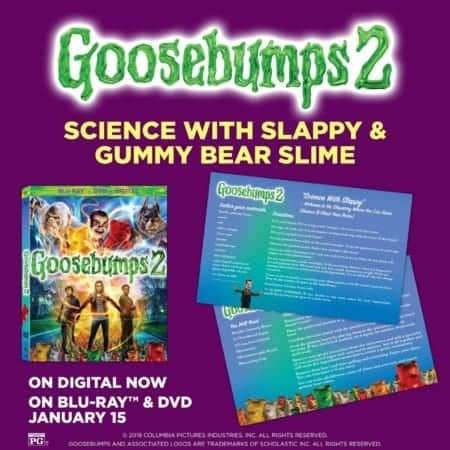 Goosebumps 2 is coming! Here is literally everything SONY saw fit to have posted. 3