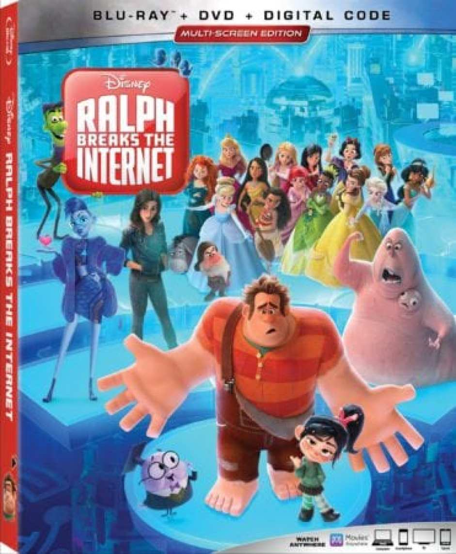 Home Video News: Bohemian Rhapsody, Wreck It Ralph 2, Blue Movie and more! 2