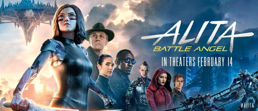 Alita: Battle Angel (2019) + A Word on 4DX 2