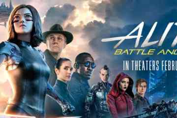 Alita: Battle Angel (2019) + A Word on 4DX 24