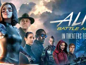 Alita: Battle Angel (2019) + A Word on 4DX 44