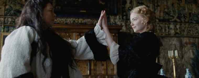 The Favourite review: Queen Mary's Regal Rabbit Test 3