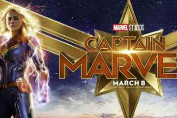 Captain Marvel - 2019's Marketable Heroine [Review] 12