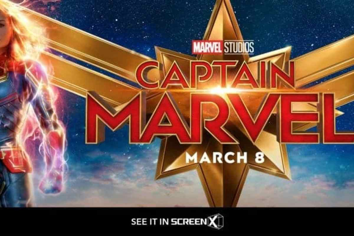 ScreenX2: The Quickening + A Word on Captain Marvel